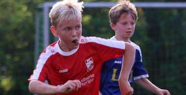 U19 & U17 spielen im Gebreite
