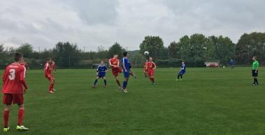 U19 siegt, U17 holt Unentschieden