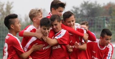 U17 holt drei Punkte gegen Aue