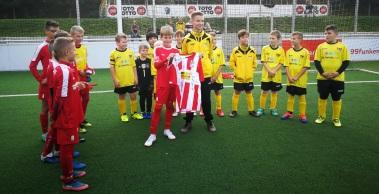 U11 mit Benefizspiel bei Eintracht Strehlen