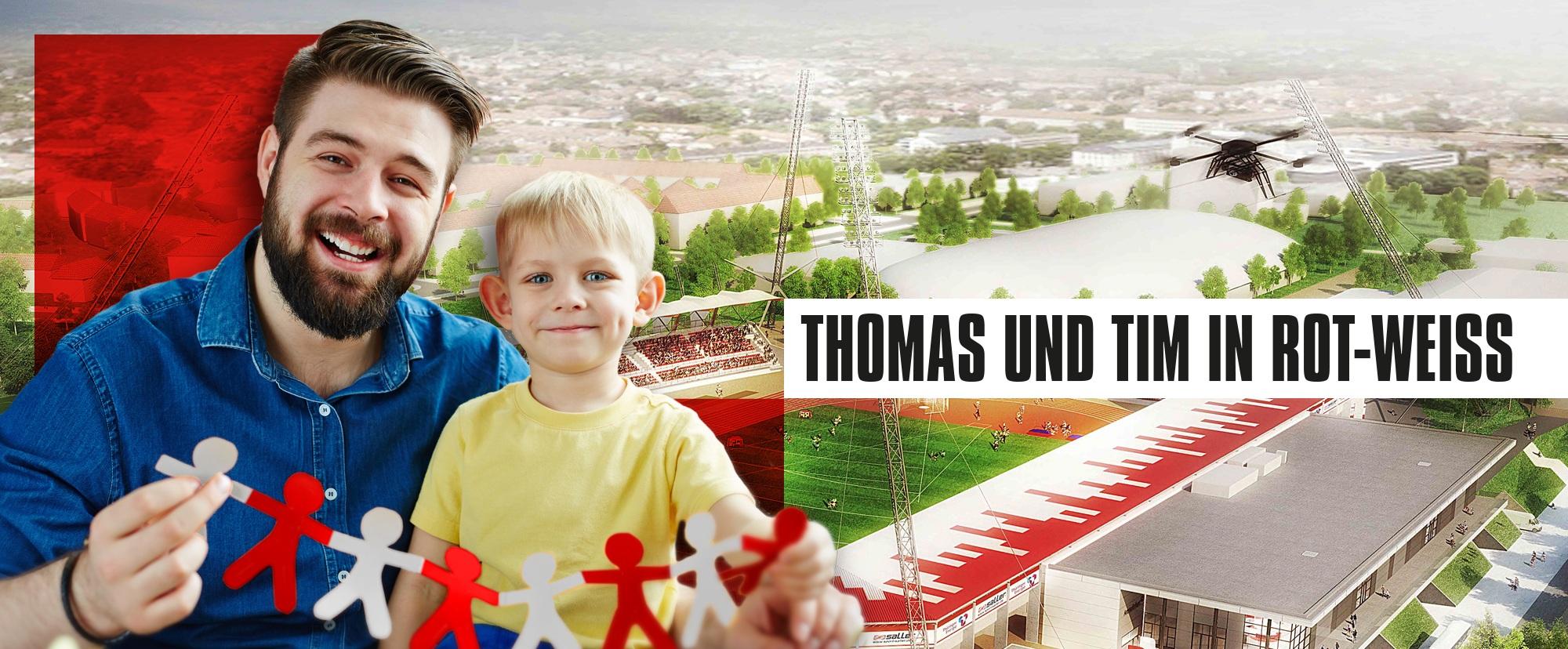 Thomas und Tim