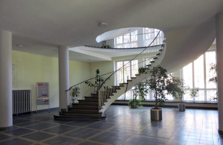 Geschäftsstelle Arnstädter Straße 28
