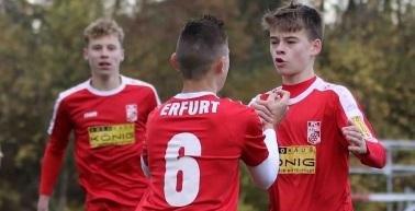 U19 & U17 mit Ostduellen