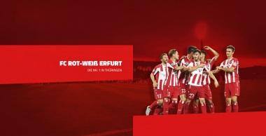 14. Spieltag VfL Osnabrück - FC Rot-Weiß Erfurt