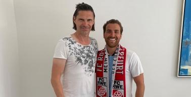 FC RWE verpflichtet Stürmer Selim Aydemir