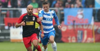 Vorbericht zum Spiel gegen den FSV Wacker 90 Nordhausen