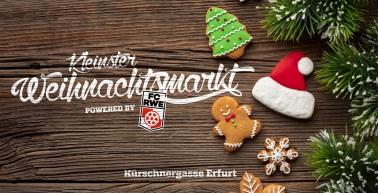 Kleinster Weihnachtsmarkt powered by FC RWE
