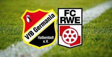 Vorbericht zum Spiel gegen VfB Germania Halberstadt