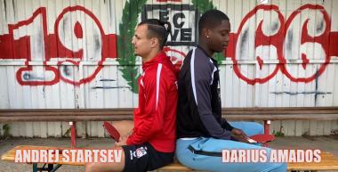 Team vs. Team - Andrej Startsev & Darius Amados