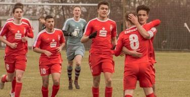 U19 mit Niederlage, U17 gewinnt gegen Schlotheim